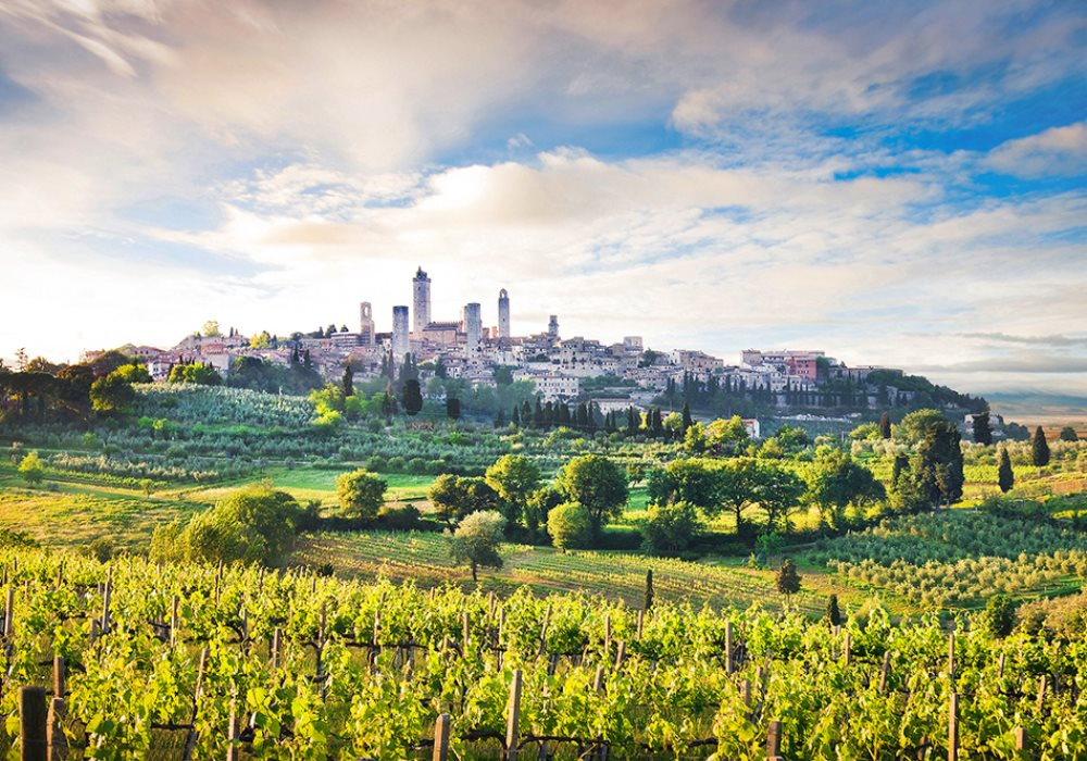 6 STUFF TO SEE IN SAN GIMIGNANO